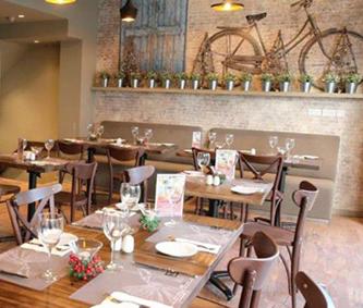 Cafe La Mode Acropolis Menu